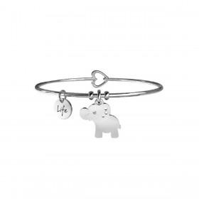 Bracciale Donna Kidult Animal Planet Elefante 231560