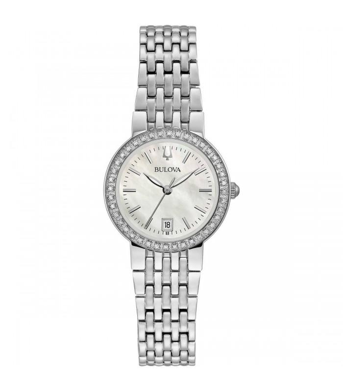 Orologio Donna Bulova Classic Diamanti 96R239
