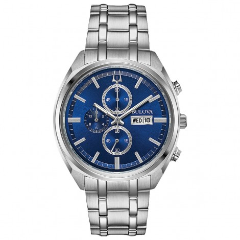 Orologio Cronografo Uomo Bulova Classic 96C136