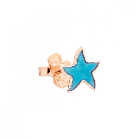 Orecchino Stella DoDo Oro Rosa 9kt DOHSTP/9/TTR/K