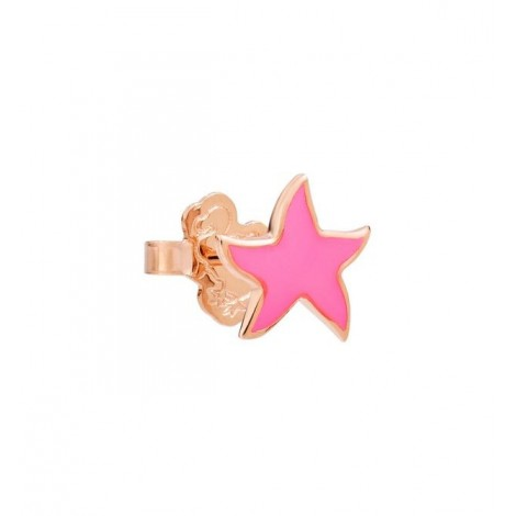 Orecchino Stella DoDo Oro Rosa 9kt DOHSTP/9/RFL/K