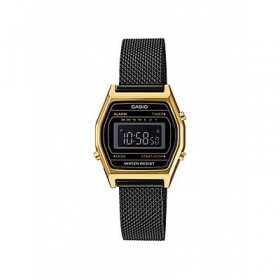 Orologio Casio Digital Nero/Gold LA690WEMB-1BEF