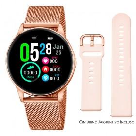 Smartwatch Lotus Smartime Multifunzione 50001 Rosa