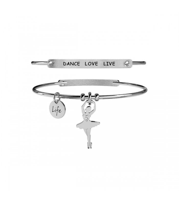 Bracciale Donna Kidult Free Time Ballerina 231646