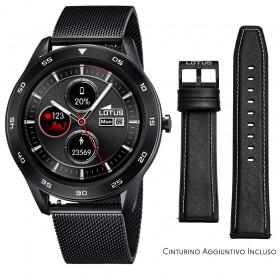 Smartwatch Lotus Smartime Multifunzione 50010 Nero