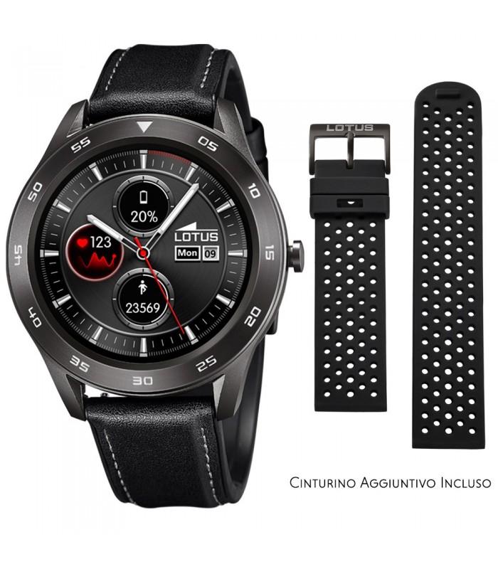 Smartwatch Lotus Smartime Multifunzione 50012 Nero