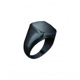 Anello Uomo Breil B Seal Black TJ2773