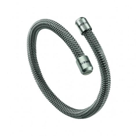Bracciale Uomo Breil New Snake Silver TJ2805