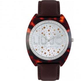 Orologio Liu Jo Donna Alice Resina Marrone TLJ386