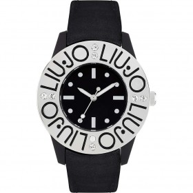 Orologio Liu Jo Donna Bubble Nero TLJ399