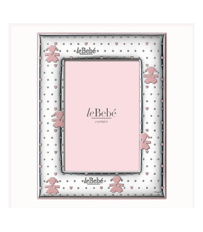 Le Bebè - Cornice Amore Bimba LB206/10R