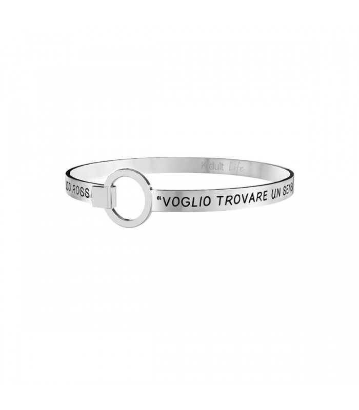 Bracciale Donna Kidult Vasco Rossi Official Collection Un Senso 731471