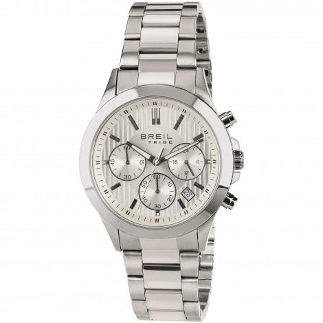 Breil Orologio Choice Silver Cronografo Uomo EW0295