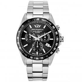 Orologio Cronografo Uomo Philip Watch Caribe R8273607002