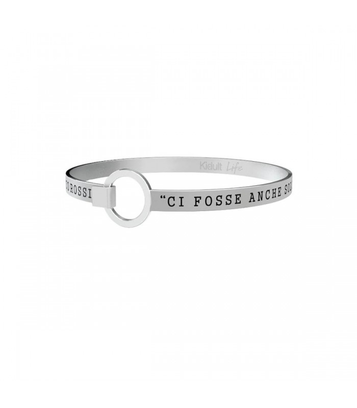 Bracciale Donna Kidult Vasco Rossi Official Collection Giocala 731473