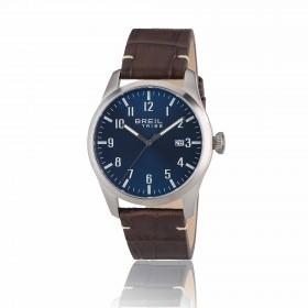 Breil Orologio Classic Elegance Blu Pelle Uomo EW0234