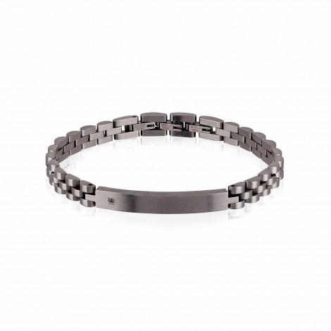 Bracciale Uomo Black Diamond Breil TJ2400