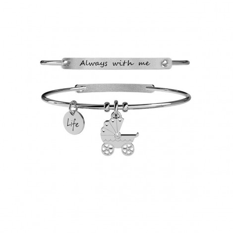 Bracciale Donna Kidult Special Moments Carrozzina 231666