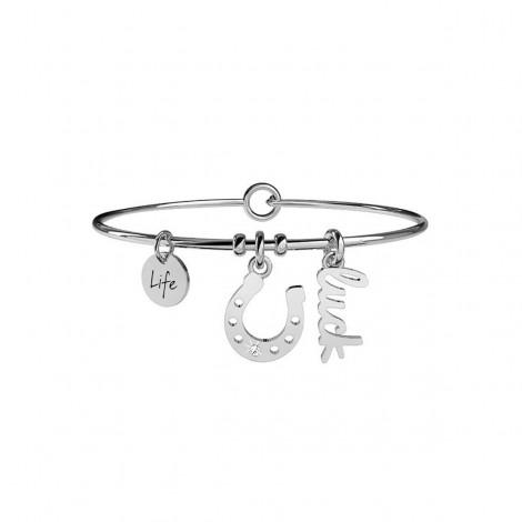 Bracciale Donna Kidult Symbols Ferro di Cavallo 231673