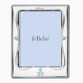 Le Bebè - Cornice Bimbo Linea Nastro LB217/9C