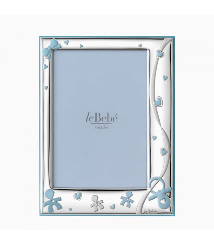 Le Bebè - Cornice Bimbo Linea Ciuccio LB208/9DC