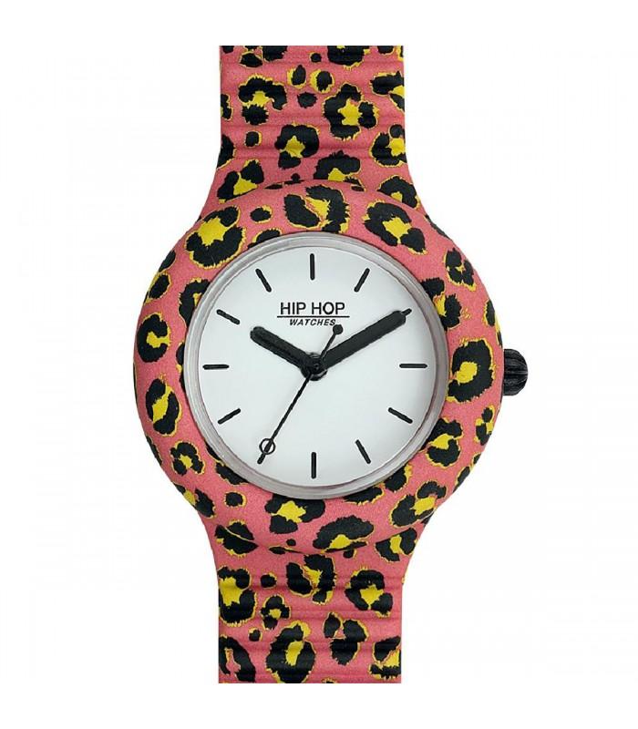 Orologio Donna Hip Hop Pop Jungle Leopard HWU0935