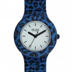 Orologio Donna Hip Hop Pop Jungle Leopard HWU0934