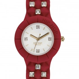 Orologio Donna Hip Hop Sweet Rebel Red HWU0915