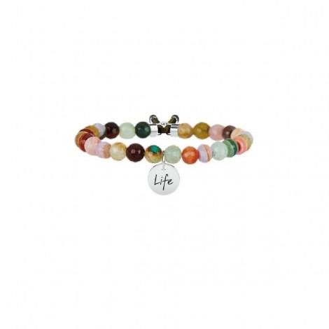 Bracciale Donna Kidult Symbols Agata Marrone 231534