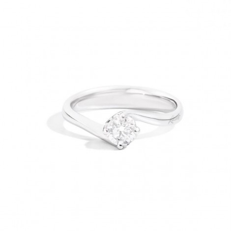 Anello Donna Re Carlo Linea Anniversary Diamante Puro 0,18 ct R01SO195/01