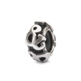 Charm Donna Trollbeads Stop Lettera & TAGBE-20223