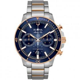 Orologio Uomo Bulova Marine Star Blue Rose 98B301