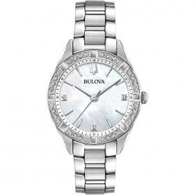 Orologio Donna Bulova Diamonds 96R228