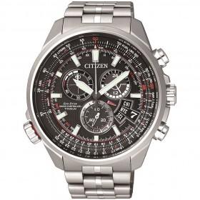 Orologio Uomo Citizen Cronografo Pilot BY0120-54E