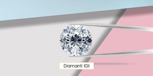 Diamanti Certificati in blister